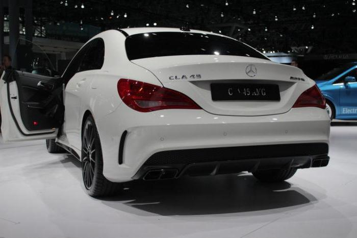 mercedes amg cla 45 4matic